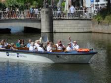 Muzikale rondvaart in Middelburg smaakt naar meer: 'Dit gaan we vaker doen'