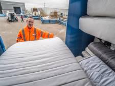 Zoetermeer betaalt zich blauw aan oude matrassen op de stoep
