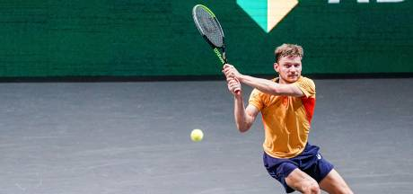 James Duckworth premier adversaire de David Goffin à Miami