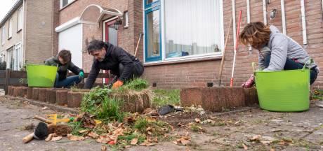 Overzie je het werk in je huis of tuin niet meer? Bob, Michelle en hun zoon Wessel helpen je graag