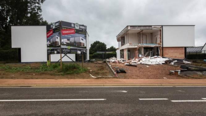 Ontploffing vernielt kijkwoning in Lummen: mogelijk kwaad opzet