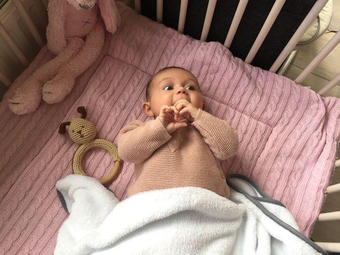 Baby Ovie van Bergen uit Breda