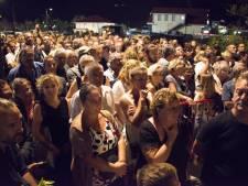 Emouvante veillée publique à Saint-Barth
