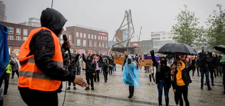 Lunadia (20) uit Hengelo is helemaal ziek van racisme, en met haar vele anderen in Twente