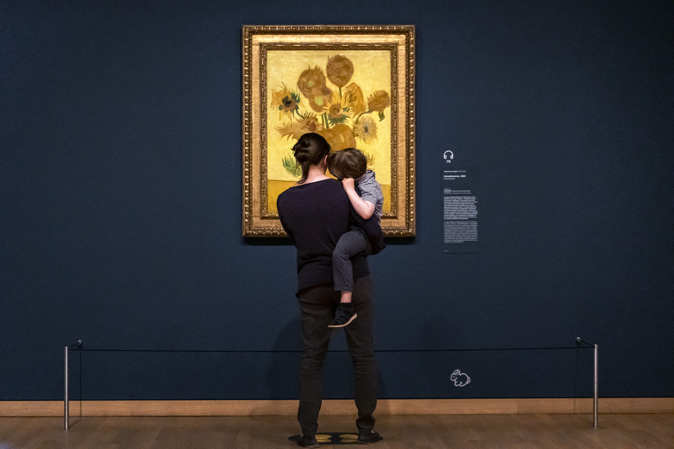 Het Van Gogh Museum in Amsterdam.