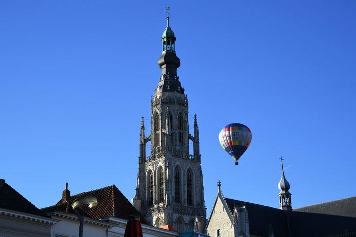 De ballonvaart mag eindelijk weer opstarten, mits er niet te veel wind staat natuurlijk.