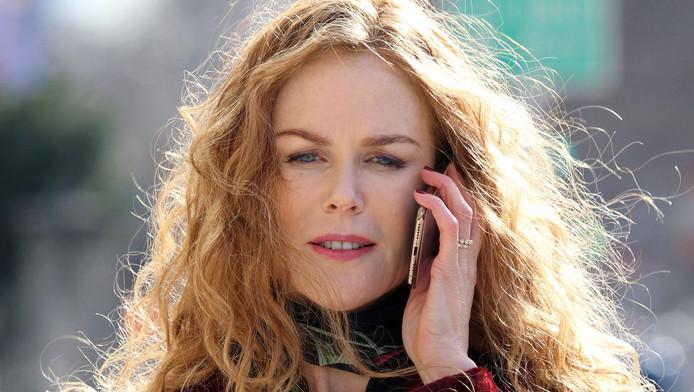 """Nicole Kidman, sur le tournage de sa nouvelle série, """"The Undoing"""""""
