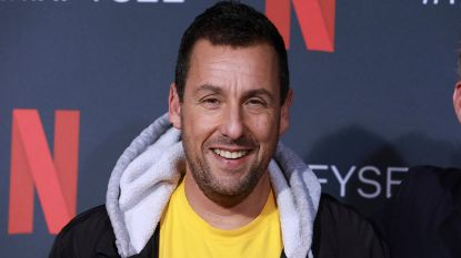 Adam Sandler gaat nog vier films maken voor Netflix