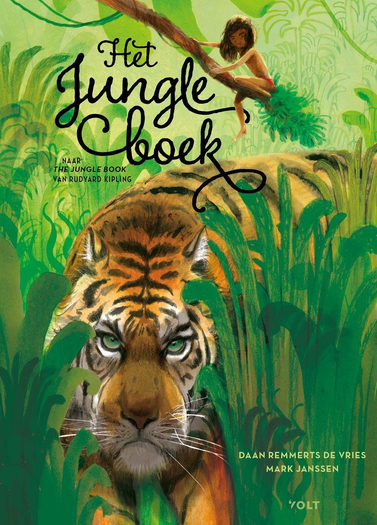 Het Jungle Boek. Beeld -