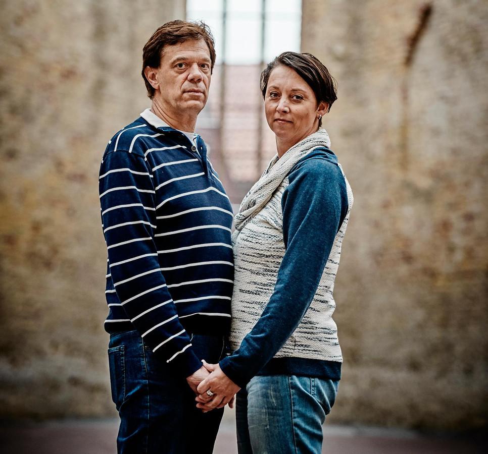 Robbert en Loes van Heijningen. Onder de slachtoffers zijn broer Erik, schoonzus Tina en neefje Zeger .