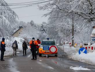 Morgen overal in Vlaanderen sneeuw, Hoge Venen dit weekend weer open voor toeristen
