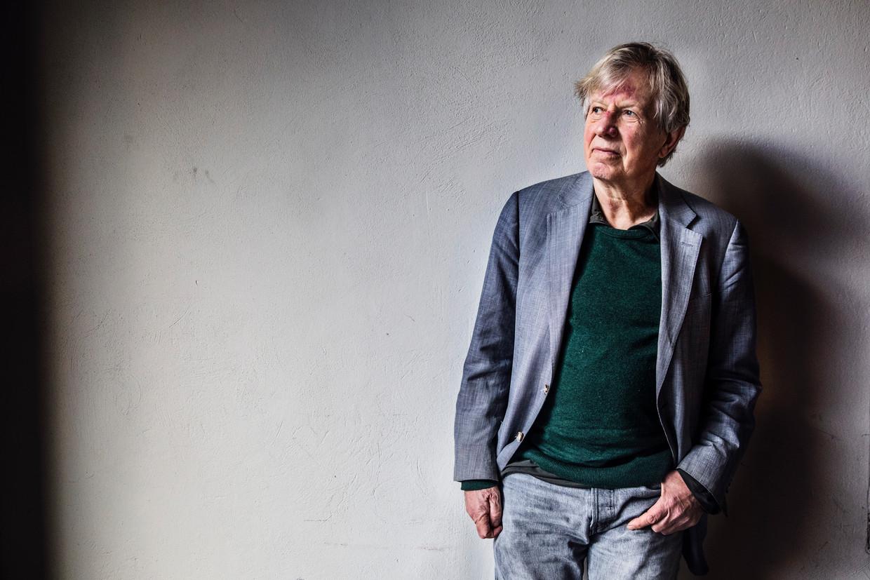 Hans Achterhuis: 'We boeken vooruitgang door onze denkfouten toe te geven en bij te sturen. Ik wil begrijpen waarom ik vroeger anders dacht.'