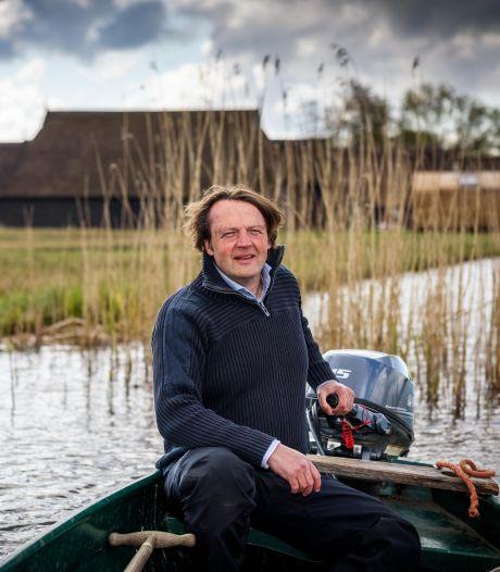 Nationaal Park-directeur Viscaal wil balans in Weerribben-Wieden: 'Hebben hier goud'