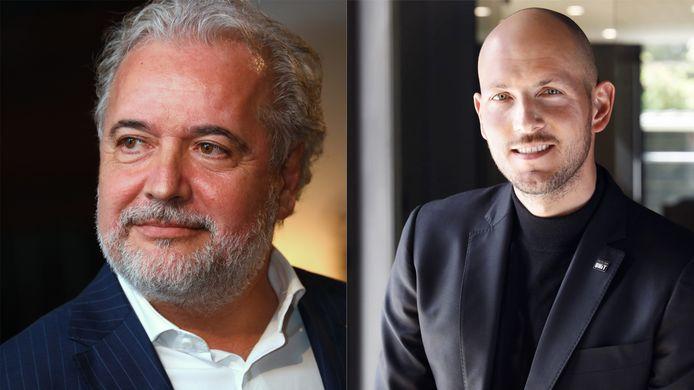 François Fornieri et Samuel Di Giovanni