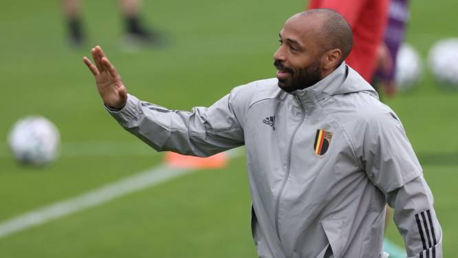 Een mooie geste: Thierry Henry stort volledig Rode Duivels-salaris opnieuw aan goed doel
