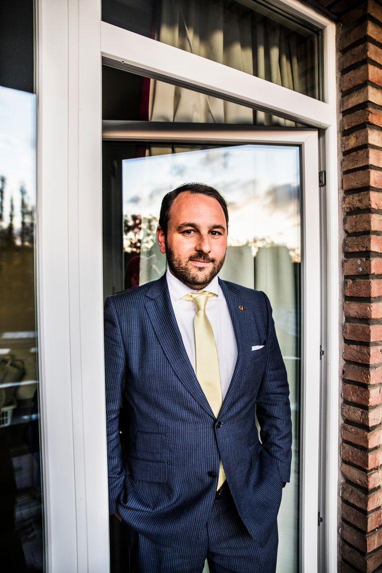 'Wij moeten luisteren naar de mensen die stemmen voor Vlaams Belang. Misschien kunnen we er wel een aantal dingen van opsteken.' Beeld Aurélie Geurts