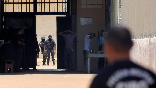 Driehonderd gevangenen ontsnappen uit gevangenis van Sao Paulo