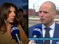 Muriel Targnion critiquée, Theo Francken réinvité