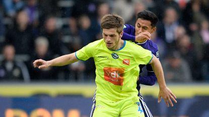 FT België. FC Barcelona scout AA Gent-spits Chakvetadze