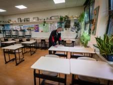 Gemengde gevoelens over heropening middelbare scholen: 'Een volle school doet iets met het gevoel van veiligheid'