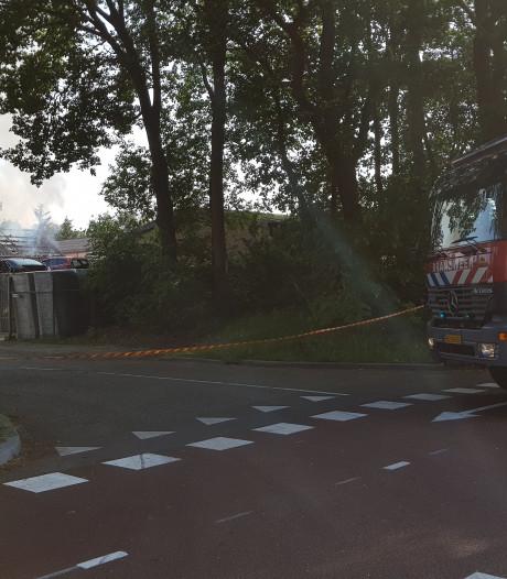 Wietkwekerij ontdekt na verwoestende brand bij garagebedrijf Ede
