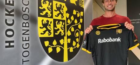 Duits international Kaufmann versterkt Bossche hockeyers