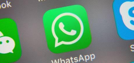 Donkere modus voor WhatsApp op iPhones komt eraan