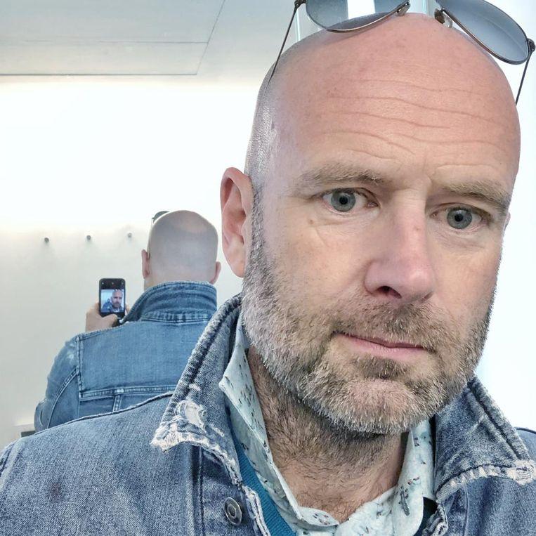 Sven Dumelie is een West-Vlaming die in Kopenhagen werkt. Beeld RV