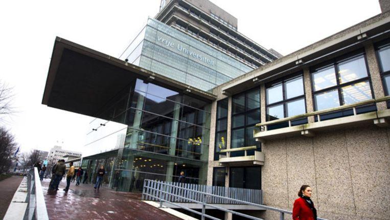 De VU in Amsterdam wordt al jaren slecht beoordeeld door studenten. © anp Beeld