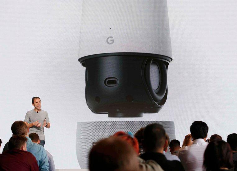 Google Home Beeld REUTERS