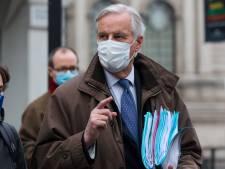 À un stade critique, les discussions post-Brexit reprennent à Londres