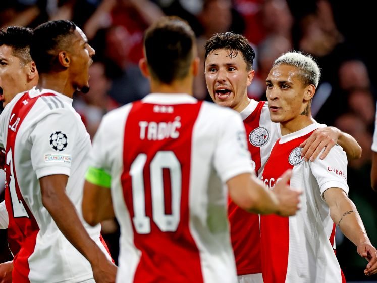 Ajax in Arena ook te sterk voor Besiktas