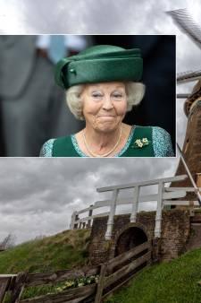 Hoog bezoek: prinses Beatrix komt naar 'unieke' molenviergang om het windrijke seizoen te openen
