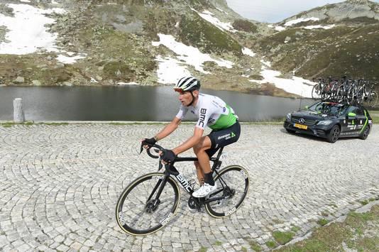Roman Kreuziger, die al vier keer in de top tien van de Tour eindigde, werd nog door niemand gekozen.