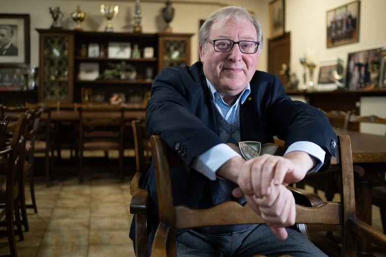 Francois De Keersmaecker, voorzitter van Racing Mechelen