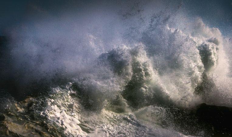 Storm Ciara trekt door ons land. Ook aan de kust zal de storm te voelen zijn. Beeld pexels
