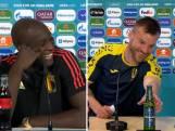 Jarmolenko en Lukaku lachen om 'bottlegate': 'Bel voor een sponsordeal!'