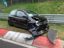 Zo duur was deze Nederlandse crash op het Nürburgring-circuit