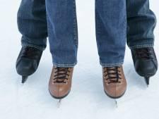 Schaatsen in Waalre staat op de tocht