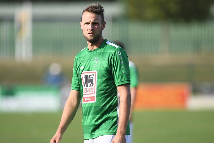 Nils Van Poelvoorde scoorde vorige week in Durbuy twee keer voor de beker.