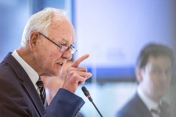 Gouverneur van Limburg Johan Remkes, foto ter illustratie