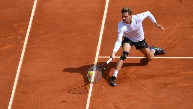 Goffin blijft 13de op ATP-ranking, Medvedev schuift op naar 2de plek