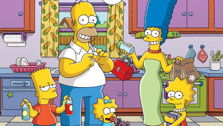 The Simpsons Beeld IMDB