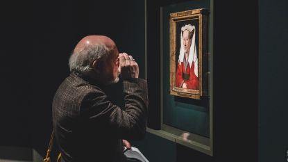 Uitzonderlijke kunstwerken vragen uitzonderlijke veiligheidsmaatregelen: 200 camera's houden bezoekers Van Eyck-tentoonstelling in de gaten