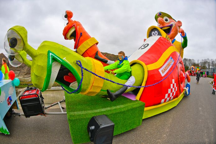 Mierlo 2914 Carnaval optocht