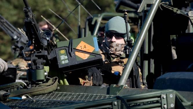 Defensie gaat 'buiten gehoorafstand van Afghaanse vluchtelingen' weer schieten in Harskamp