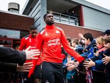 Luckassen, Lammers en Rosario mee met Jong PSV naar duel met Newcastle-beloften