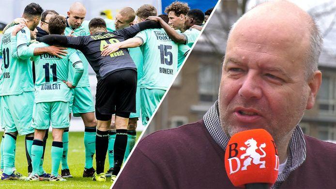 Max van der Put over de gang van zaken bij Willem II.