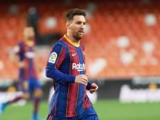 Contract Lionel Messi bij FC Barcelona afgelopen: sterspeler is transfervrij