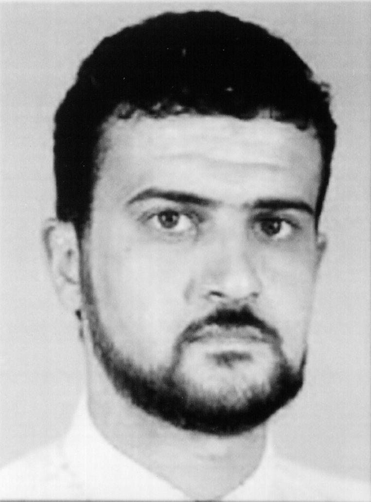 Nazih Abdul-Hamed al-Ruqai, beter bekend als Abu Anas al-Liby. Beeld getty